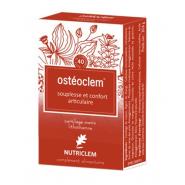 Osteoclem Confort et Souplesse Articulaire x 40