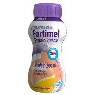 Fortimel Protein Pêche Mangue 4 x 200 ml
