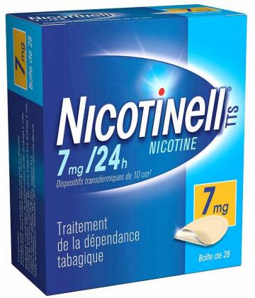 Nicotinell TTS 7 mg/24 h x 28