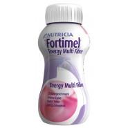 Fortimel Energy Multi Fibre Fraise 4 x 200 ml