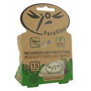 Para'Kito Plaquette Recharge Anti-Moustiques x 2