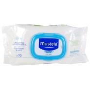 Mustela Lingettes Bébé Avec Parfum x 70