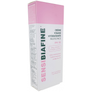 SensiBiafine Crème Visage Hydratante Protectrice FPS 25 50 ml