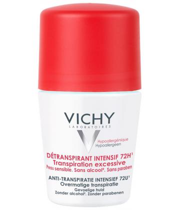 Vichy Déodorant Détranspirant Intensif 50 ml