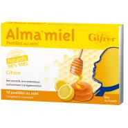 Gifrer Alma Miel Citron Vitamine C x 10