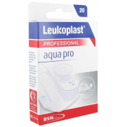 BSN Medical Leukoplast Aqua Pro Pansements x 20