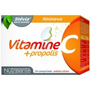 Nutrisanté Vitamine C + Propolis x 24