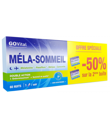 Govital Méla-Sommeil  2 x 30