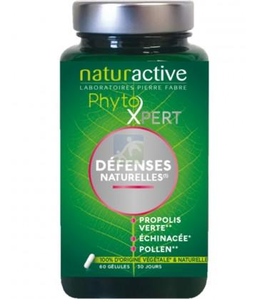 Naturactive Phyto Xpert Défenses Naturelles x60 capsules