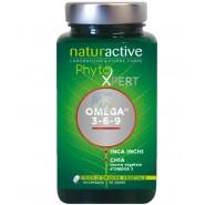 Naturactive Phyto Xpert Oméga 3-6-9 x 60