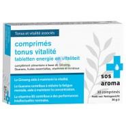 SOS Aroma Tonus Vitalité x 30