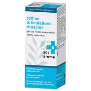 SOS Aroma Roll'on Articulations Muscles 50 ml