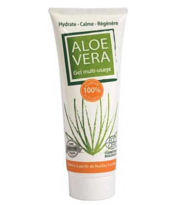 Biotechnie aloe vera gel multi usage 125 ml pas cher - Gel aloe vera pas cher ...