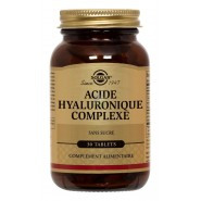 Solgar Acide Hyaluronique Complexe x 30
