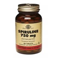 Solgar Spiruline x 100