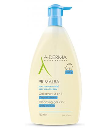 Aderma Primalba Gel Lavant Douceur 750 ml