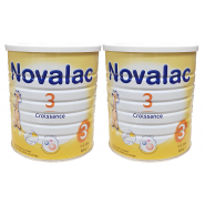 Novalac 3ème Age lot de 2 x 800 g