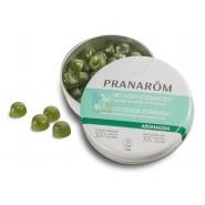Pranarôm Aromagom Gommes Adoucissantes Gorge Bio 45 g