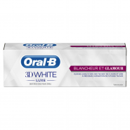 Oral-B 3D White Luxe Blancheur et Glamour 75 ml