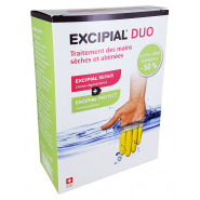 Excipial Duo Repair Protect Crèmes Mains 2 x 50 ml