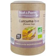 Nat&Form Ecoresponsable Curcuma Bio x 60