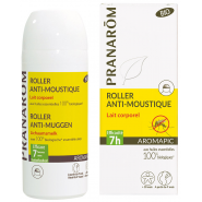 Pranarôm Aromapic Roller Anti-Moustique Lait Corporel 75 ml