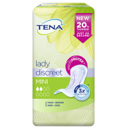 TENA Lady Discreet Mini x 20