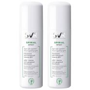 SVR Spirial Déodorant Spray 2 x 100 ml