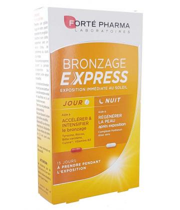 Forté Pharma Bronzage Express x 30