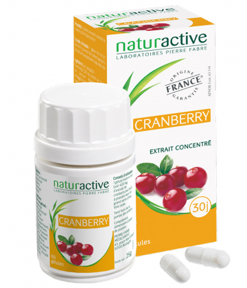 Naturactive Cranberry x 60