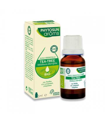 Phytosun Aroms Huile Essentielle Tea-tree Bio 10 ml