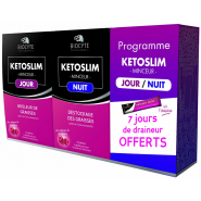 Biocyte Pack Kétoslim Minceur Jour et Nuit