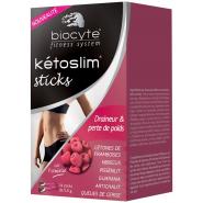 Biocyte Kétoslim Sticks x 14