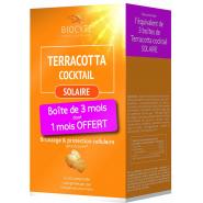 Biocyte Terracotta Cocktail Solaire Lot de 3 x 30