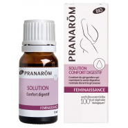 Pranarôm Feminaissance Solution Confort Digestif Bio 10 ml