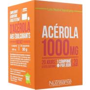 Nutrisanté Acérola 1000 x 20