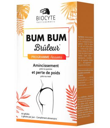 Biocyte Bum Bum Brûleur x 60