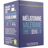 Nutrisanté Mélatonine Valériane x 30