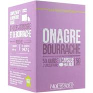 Nutrisanté Onagre Bourrache x 50