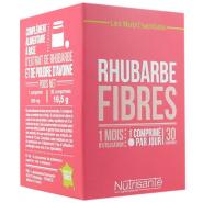 Nutrisanté Rhubarbe Fibres x 40