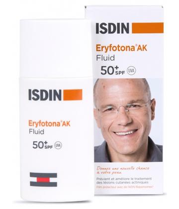 Isdin Eryfotona AK Fluid SPF 50+ 50 ml