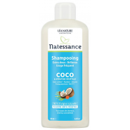 Natessance Shampooing Extra-Doux Coco 250 ml