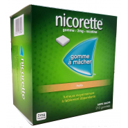 Nicorette 2 mg Fruits Sans Sucre x 210