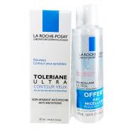 La Roche-Posay Tolériane Ultra Contour des Yeux 20 ml + Eau Micellaire 50 ml Offerte