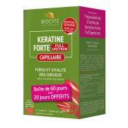 Biocyte Keratine Forte Full Spectrum x 120