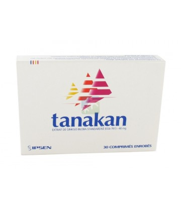 Tanakan x 30