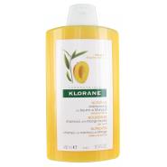 Klorane Shampooing au Beurre de Mangue 400 ml