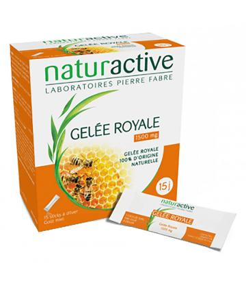 Naturactive Gelée Royale Fluide 2 x 15