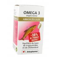Arkogélules Omega 3 Origine Marine (huile de poissons) x 60
