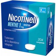 Nicotinell Menthe 1 mg Comprimés à sucer x 204